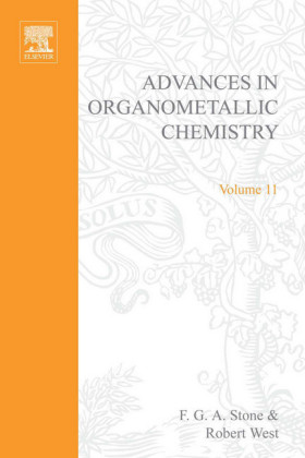 ADVANCES ORGANOMETALLIC CHEMISTRY V11