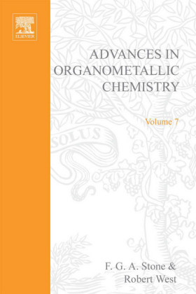 ADVANCES ORGANOMETALLIC CHEMISTRY V 7