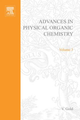 ADV PHYSICAL ORGANIC CHEMISTRY V3 APL