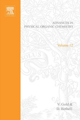 ADV PHYSICAL ORGANIC CHEMISTRY V12 APL