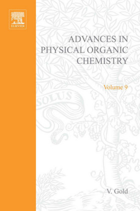 ADV PHYSICAL ORGANIC CHEMISTRY V9 APL