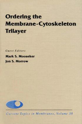 CURRENT TOPICS IN MEMBRANES V38. Vol.38