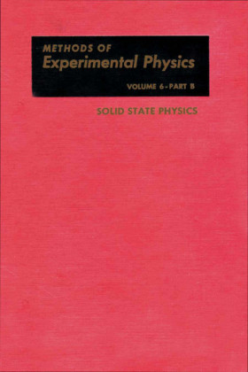 Solid State Physics. Part B