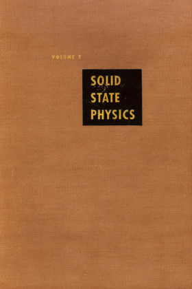 Solid State Physics V5