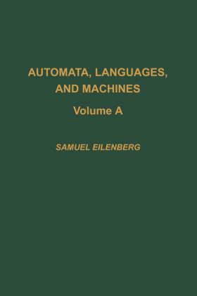 Automata, languages, and machines