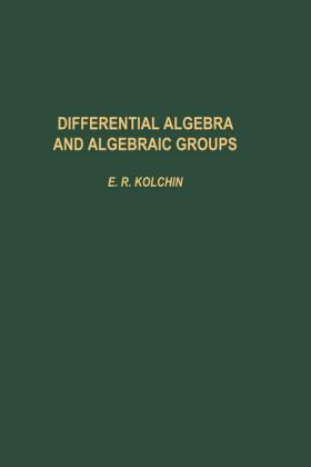 Differential Algebra & Algebraic Groups