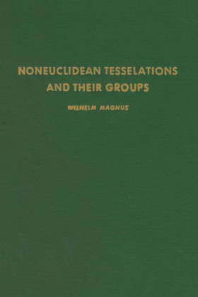 Noneuclidean tesselations and their groups. Pure and Applied Mathematics: A Series of Monographs and Textbooks.