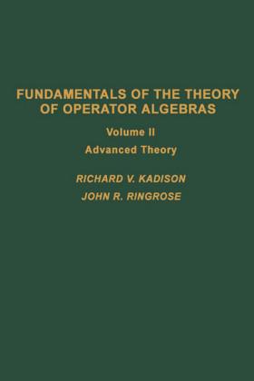 Fundamentals of the theory of operator algebras. V2