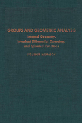 Groups & Geometric Analysis