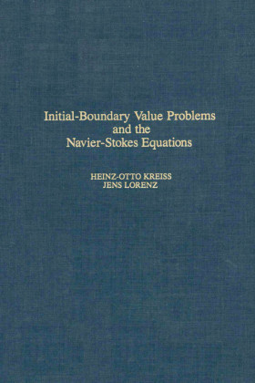 Initial-boundary value problems and the Navier-Stokes equations.