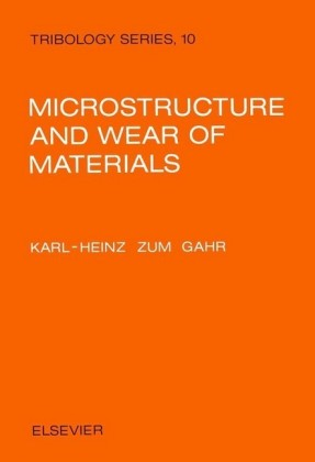 Microstructure and Wear of Materials