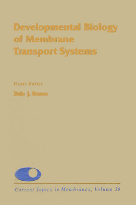 CURRENT TOPICS IN MEMBRANES V39