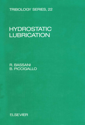 Hydrostatic Lubrication