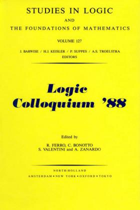 Logic Colloquium '88