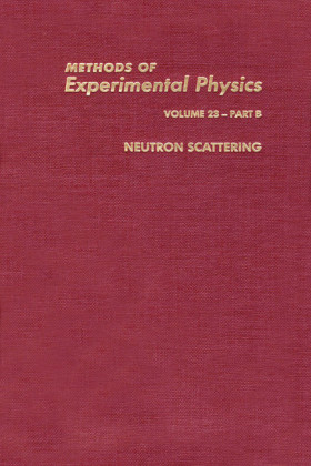 Neutron Scattering