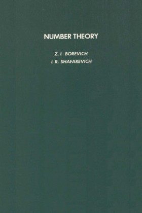 Number Theory. Pure and Applied Mathematics.