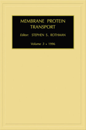 Membrane Protein Transport, Volume 3. Vol.3