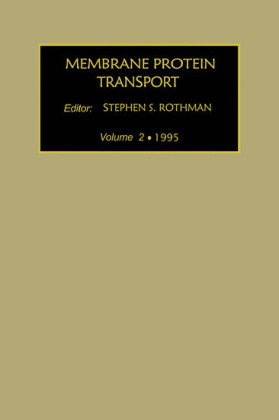 Membrane Protein Transport, Volume 2. Vol.2