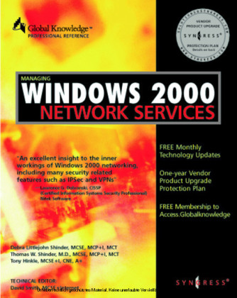 Managing Windows 2000 Network Services