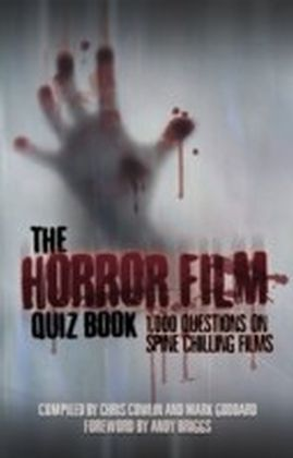 Horror Film Quiz Book