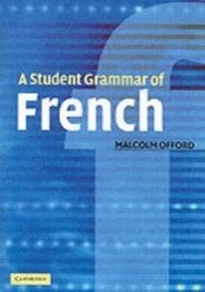 Student Grammar of French