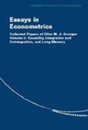 Essays in Econometrics: Causality, Integration and Cointegration, and Long Memory. Vol.2.
