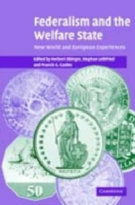 Federalism and the Welfare State