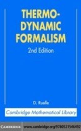 Thermodynamic Formalism