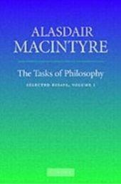 Tasks of Philosophy: Volume 1