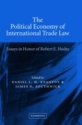 Political Economy of International Trade Law