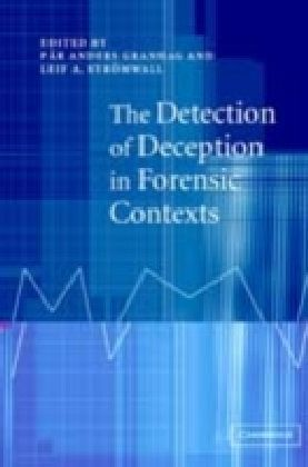 Detection of Deception in Forensic Contexts
