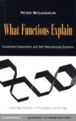 What Functions Explain