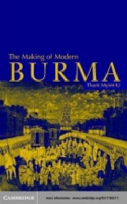 Making of Modern Burma