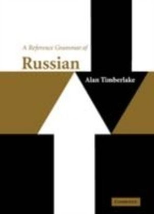 Reference Grammar of Russian