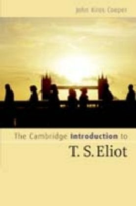 Cambridge Introduction to T. S. Eliot