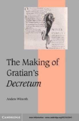 Making of Gratian's Decretum