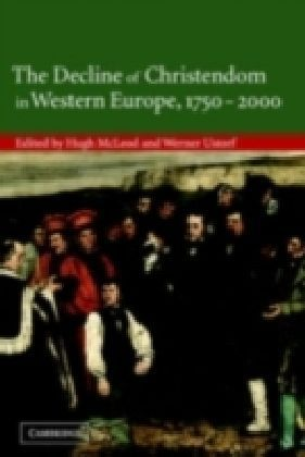 Decline of Christendom in Western Europe, 1750-2000