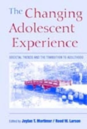 Changing Adolescent Experience