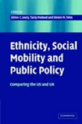 Ethnicity, Social Mobility, and Public Policy
