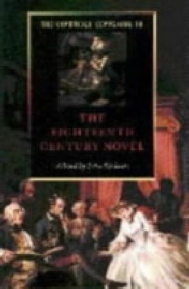 Cambridge Companion to the Eighteenth-Century Novel