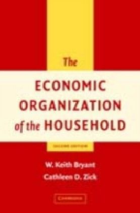 Economic Organization of the Household