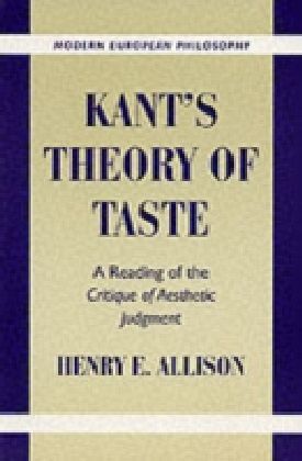 Kant's Theory of Taste