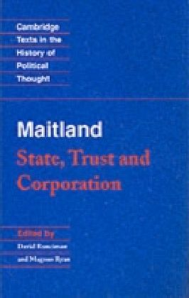 State, Trust and Corporation