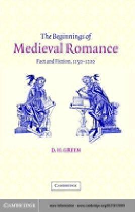 Beginnings of Medieval Romance