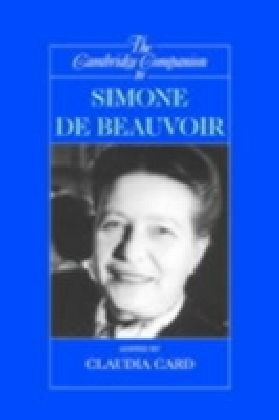 Cambridge Companion to Simone de Beauvoir