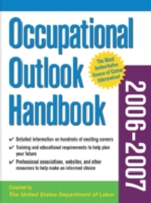 Occupational Outlook Handbook, 2006-2007 edition