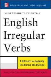 McGraw-Hills Essential English Irregular Verbs