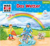 Das Wetter, Audio-CD Cover