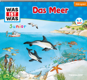 Das Meer, 1 Audio-CD Cover