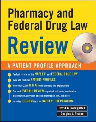 Pharmacy & Federal Drug Law Review